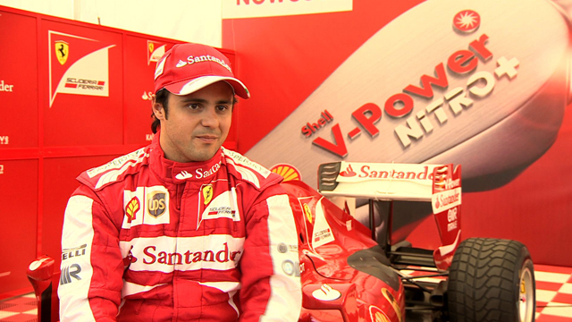 Video Clip - Felipe Massa - Show Run Poland (Feature)
