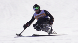 Video clips Paralympic Games 2014 - Footage
