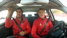 Video clips Real Madrid - Car Handover