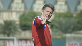Video clips FC Bayern München - Training Camp Doha