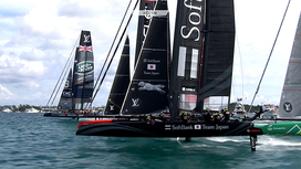 Video clips Louis Vuitton America's Cup World Series - Oman - Preview