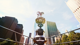 Video clips Louis Vuitton America's Cup World Series - Chicago - Pre Content