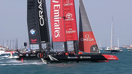 Video clips Louis Vuitton America's Cup World Series - Chicago - Saturday