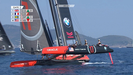 Video clips Louis Vuitton America's Cup World Series - Toulon - Saturday