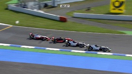 Video clips 02 - ADAC Formula 4 - Hockenheim