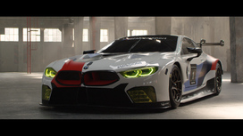 Video clips Mission 8 - The development of the BMW M8 GTE