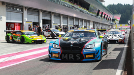 Video clips 03 - ADAC GT Masters - Spielberg