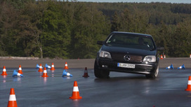 Video clips Classic Insight: 40 Years Mercedes-Benz Intelligent Drive
