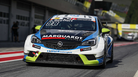 Video clips 03 - ADAC TCR Germany - Spielberg 2019